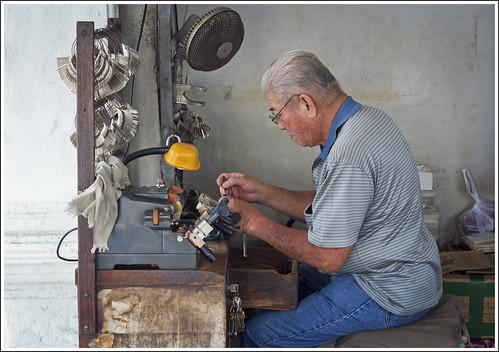Keymaker in Phuket Town
