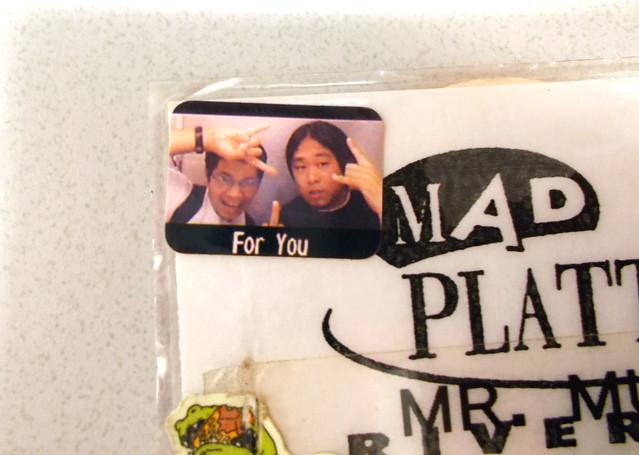 MAD PLATTER 6629