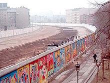 BERLIN WALL, l986