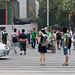 Beijing traffic style