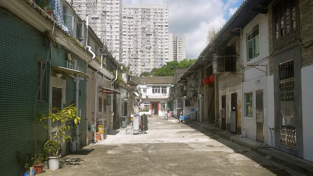 Tsang Tai Uk Courtyard