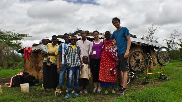 Maasai Family Mumeita