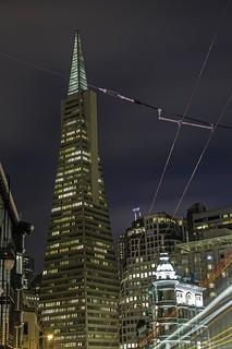 TransAmerica Pyramid: Standing Tall