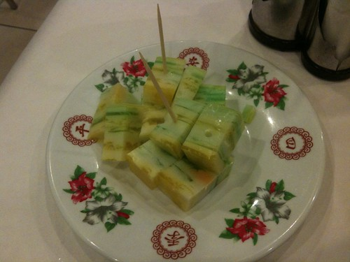 Complimentary Vietnamese sweets