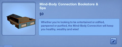 Mind-Body Connection Bookstore & Spa