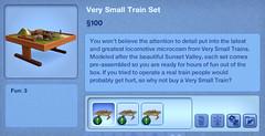 Very Small Train Set
