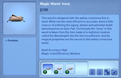 Magic Wand - Ivory