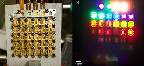 Оценить КПД солнечных батарей помогут светодиоды