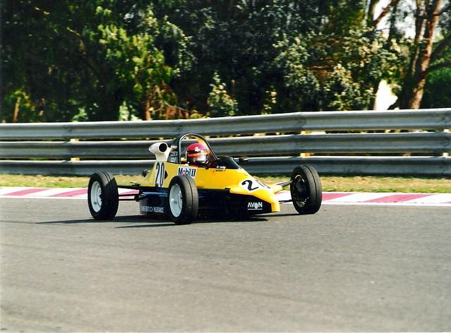 Campeonato Nacional Mobil de Formula Ford - La Parabolica