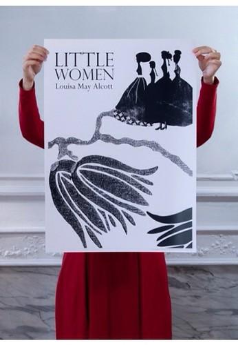Little women poster by Yaelfran