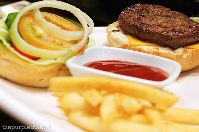 Bulgogi Burger P295