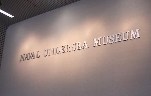 Naval Undersea Museum by kiki5253