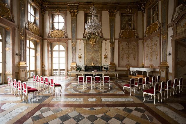 Schloss Mirabell / Marmorsaal