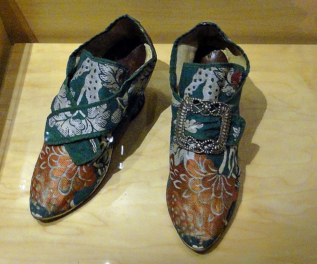 Baroque Shoes For Sale