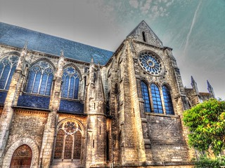 church Tours in France