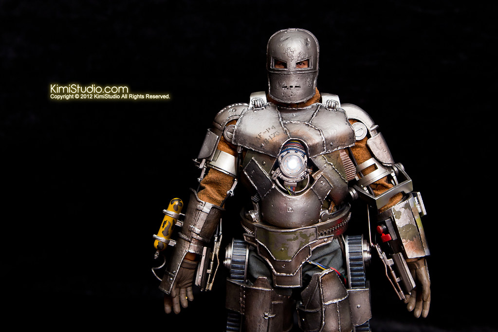 2012.09.13 MMS168 Hot Toys Iron Man Mark I V2.0-073