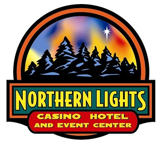 Northern Lights Casino, Walker MN (Logo)