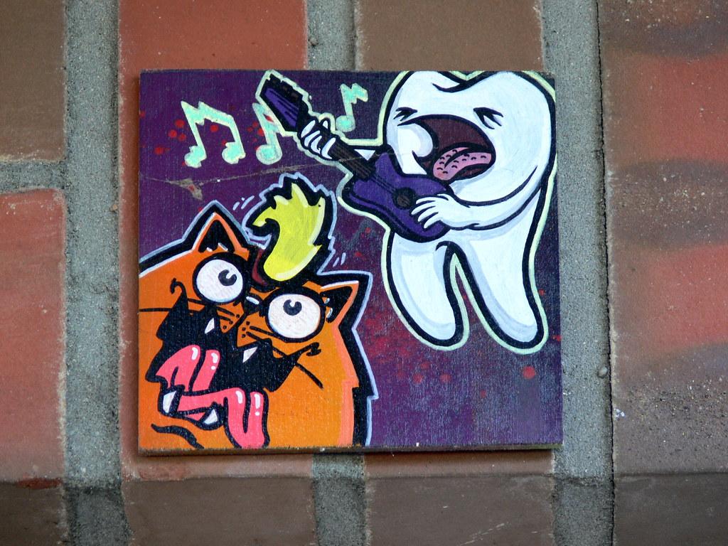 Street Art Hamburg Holm HLM