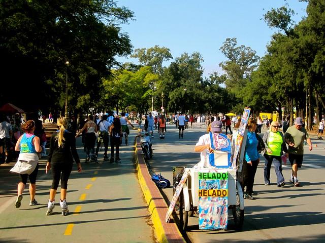 helado in palermo park