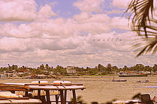 cloudy yet sunny mekong by ramadhonasaville