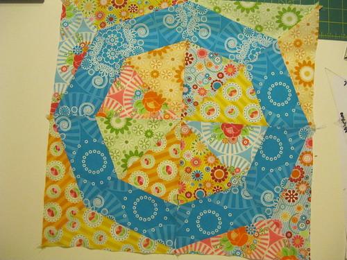 Spinning stars block 1