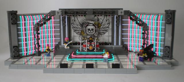 LEGO ROCK