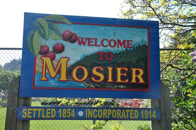 Welcome to Mosier