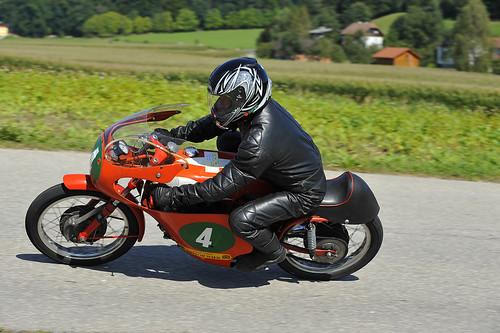 classic motorcycle Oldtimer Grand Prix 2012 Schwanenstadt Austria Copyright B. Egger :: eu-moto images 1113
