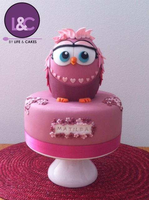 Matilda s Birthday cake Flickr - Photo Sharing!