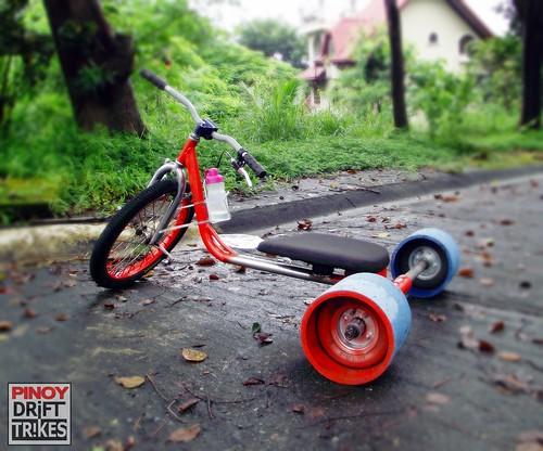 Tricia - my drift trike