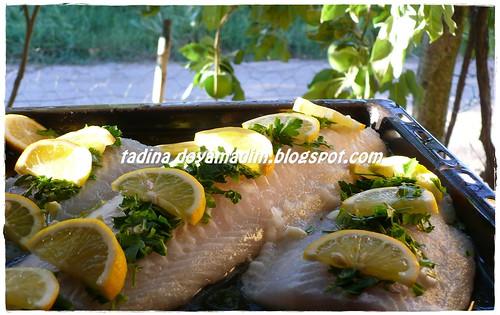 panga balığı fırında