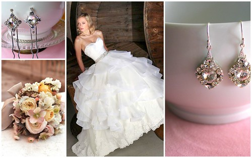 {Pretty Princess} Bridal Style by Nina Renee Designs