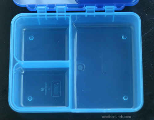 Gerber box fully open