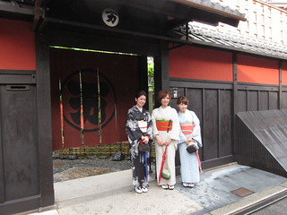 Picture of girls dressed in traditional costumes
