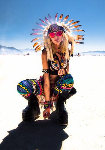 Anya gone native