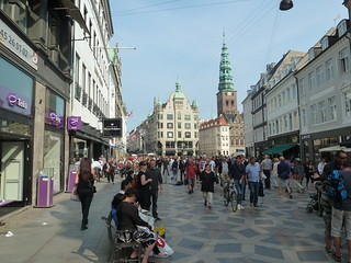 Copenhagen, City center