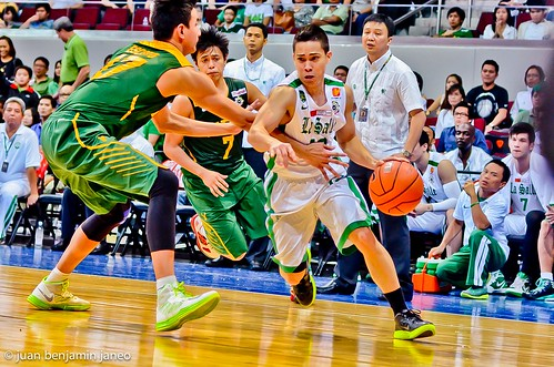 UAAP Season 75: De La Salle Green Archers vs. FEU Tamaraws, Sept 16