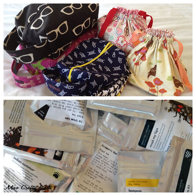 Project Bags & Tea