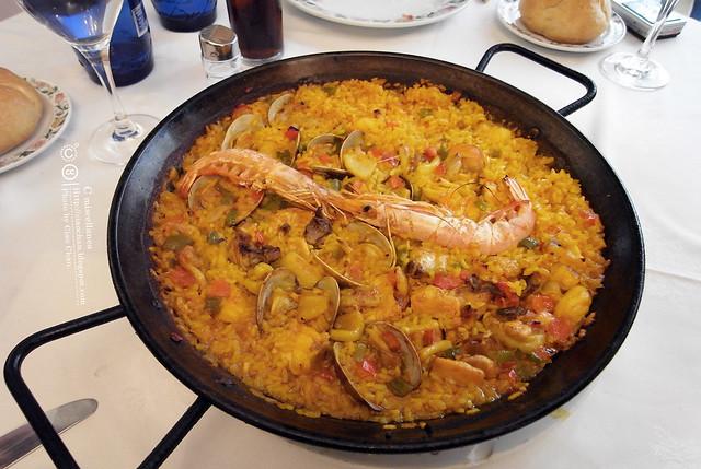 Hola Madrid~ 馬德里。La Panera 餐廳,花  €114  吃大餐!!!!!  R1043929