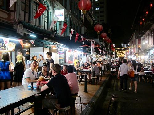Jalan Makanan Chinatown