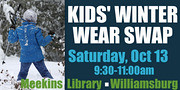 Kids' Winter Wear Swap
