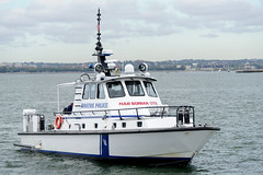 Boston Harbor Master Boat