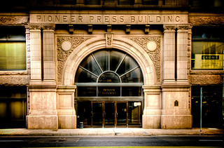 Pioneer Press Building - 4th and Robert - St. Paul, MN