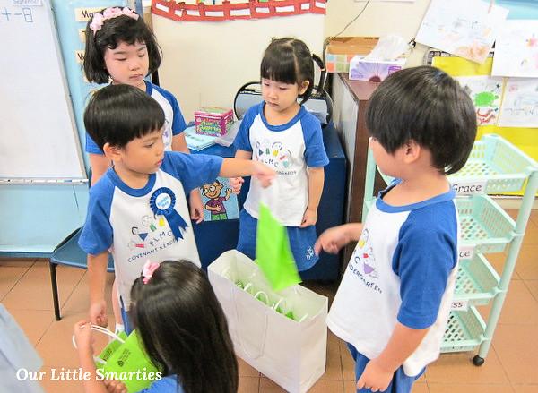 Edison Distributing Treat Bags