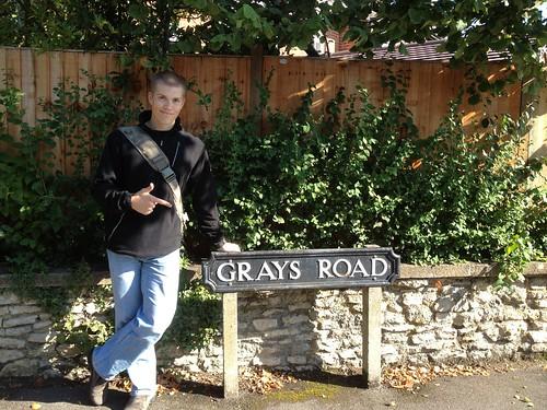 Gray's Road!