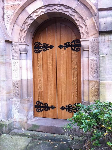 St John's Door
