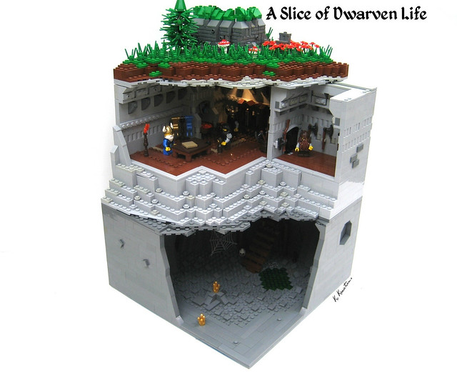 A Slice of Dwarven Life