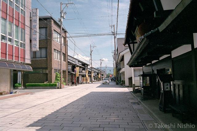 七間通り / Shichiken Street