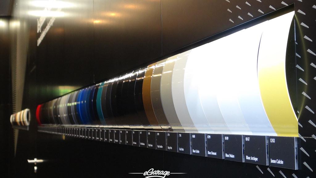 8030429331 e9f1142d75 b eGarage Paris Motor Show Paint Choices