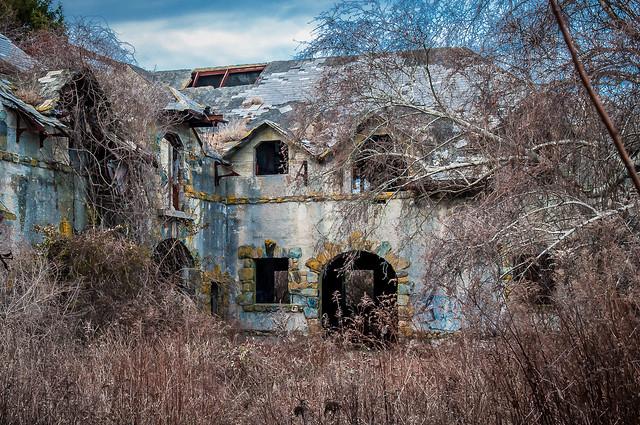 forgotten estate